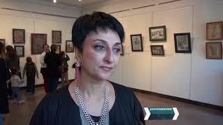 Ներշնչանքս` դուք  Բացվել է գեղանկարչուհի Անահիտ Հովսեփյանի առաջին ցուցահանդեսը