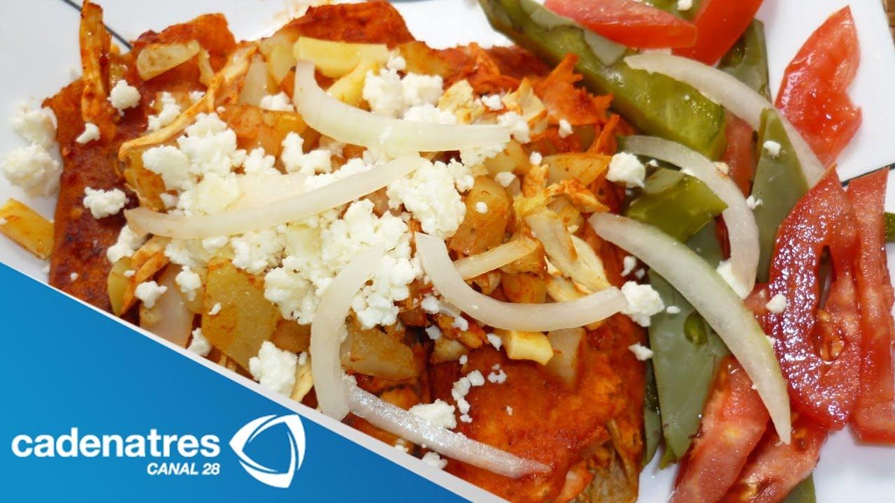Comida Mexicana Ingredientes