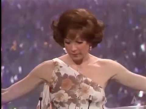 Shirley MacLaine's Monologue: 1975 Oscars