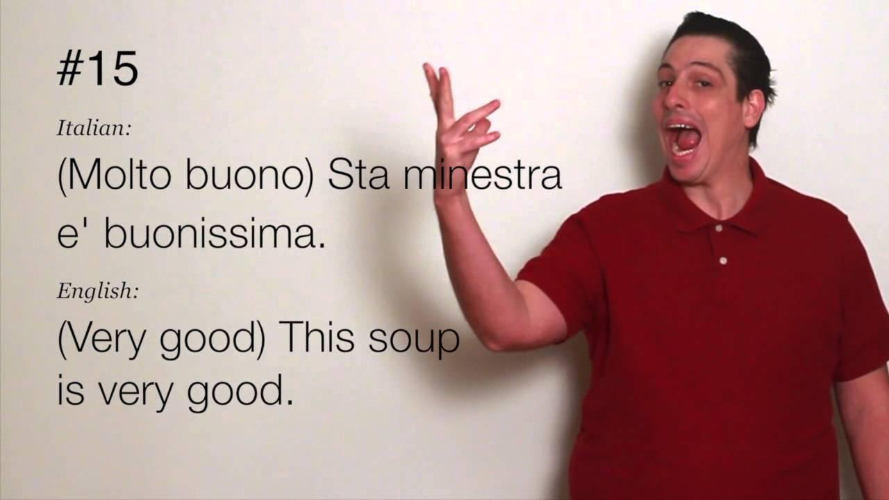 20 Italian Hand Gestures Explained Explicit Version