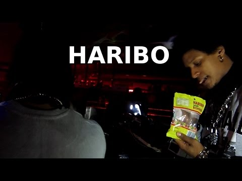 Lau and Larry love it so, the happy world of HARIBO