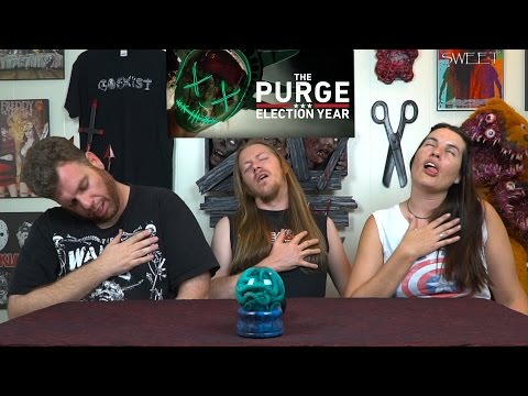 """""""The Purge: Election Year"""" 2016 Horror Movie Review - RE-UPLOAD - The Horror Show"""