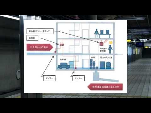 浸水警報システム / ユニメーションシステム社