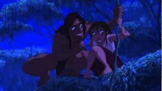 Repeat youtube video Tarzan - Strangers Like Me (HD)