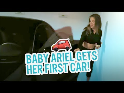 BA ARIEL GETS HER FIRST CAR!!!!  with Arii