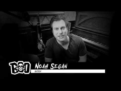 The Boo Crew Podcast Episode 6: Noah Segan