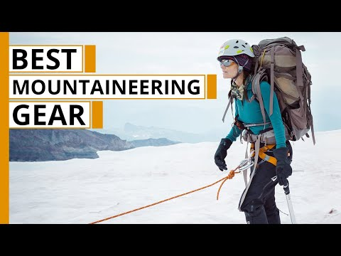 10 Must Have Mountaineering Gear