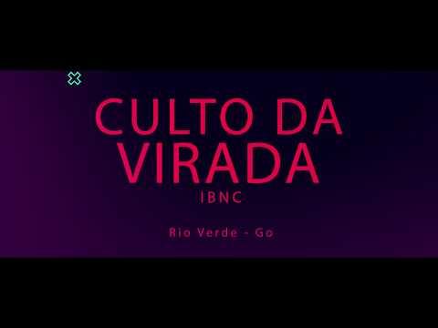 CULTO DA VIRADA 2019 -  IBNC - CONVITE