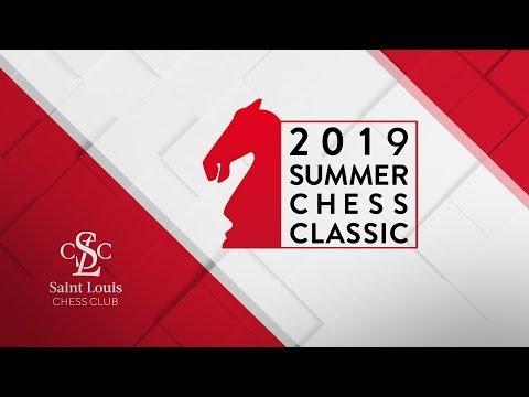 2019 Summer Chess Classic: Round 3