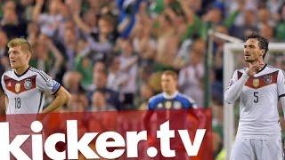 0:1 in Irland: Deutschland hat schon wieder ein Finale - kicker.tv