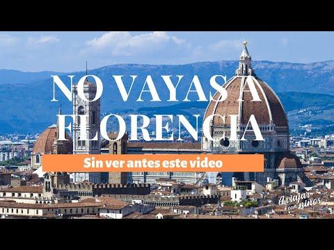 🇮🇹10 Tips Que Debes Saber ANTES De Tu Visita A Florencia.
