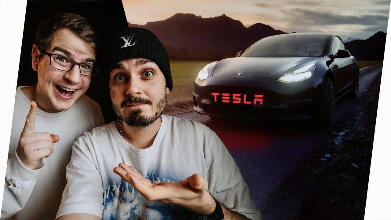 Download Wir fangen an unsere Tesla's umzubauen!   Tesla Tuning #2