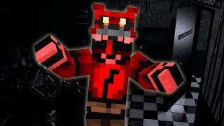 Five Nights at Freddy's Nightmare - Night 2 (Minecraft Roleplay)