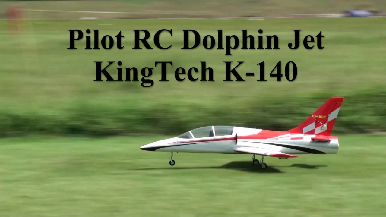 Repeat Pilot RC Dolphin Jet by In Plane View - You2Repeat