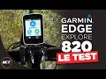 Garmin Edge Explore 820 - LE TEST