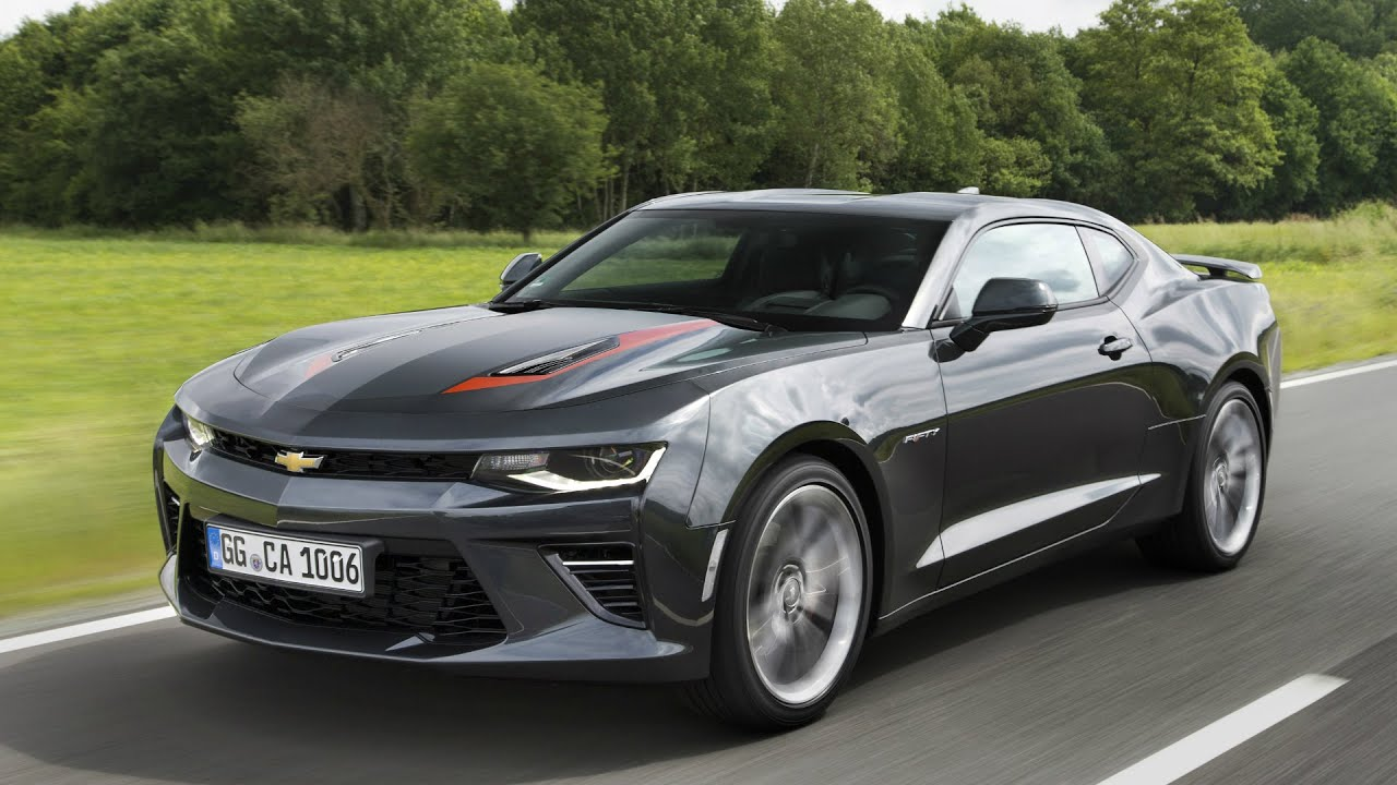2016 Chevrolet Camaro 6 Generation Interior Exterior And
