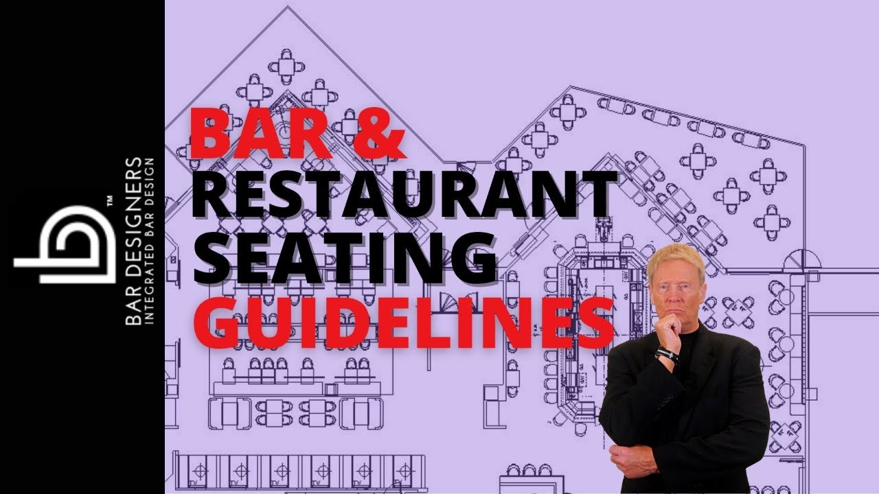 Seating Dimensions for Restaurant Chair and Tables
