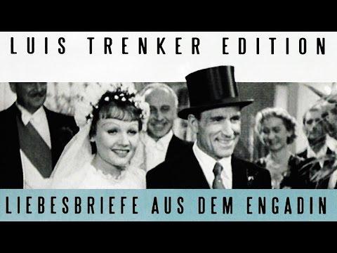 Luis Trenker - Liebesbriefe aus dem Engadin (1938) [Klassiker]   Film (deutsch)