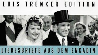 Luis Trenker - Liebesbriefe aus dem Engadin (1938) [Klassiker] | Film (deutsch)
