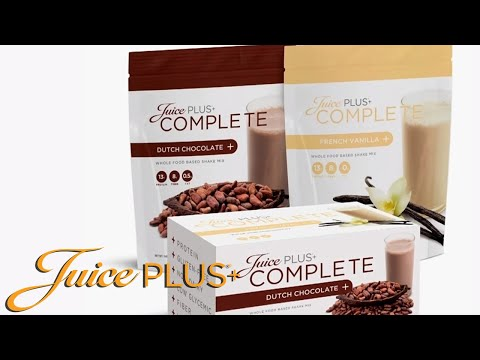 Complete Your Healthy Lifestyle with Juice Plus+