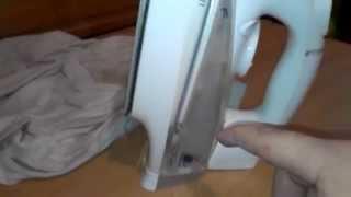 Как правильно чистить утюг от накипи.(, 2014-09-01T22:02:39.000Z)