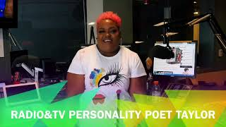 "Ruff Endz ""Virtuous Woman "" Poet Taylor of WPGC 95.5fm"
