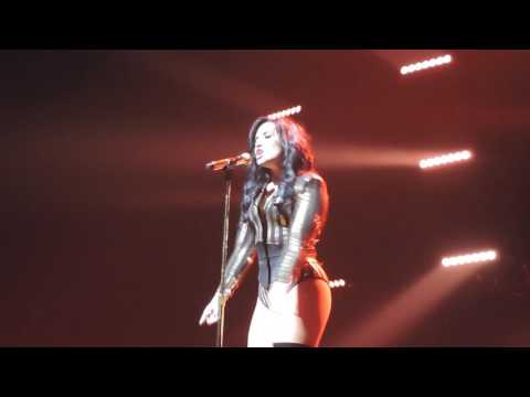 "Demi Lovato ""Body Say"" Live Kansas City HD"