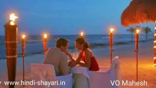 Whatsapp Status Hindi shayari inspirational Video