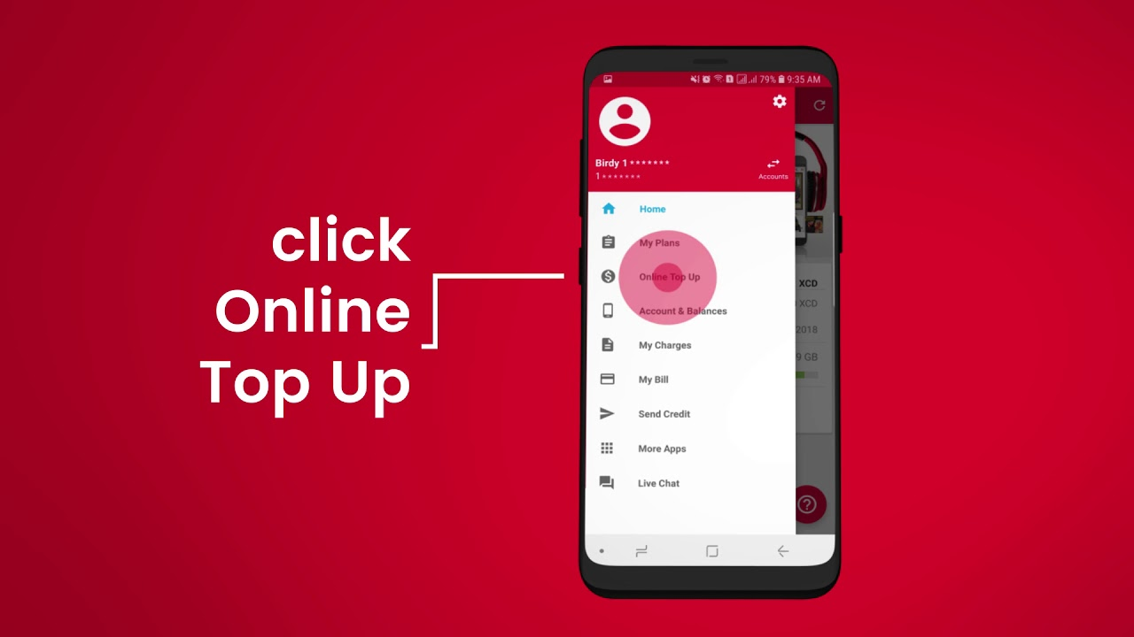 My Digicel app - How to Top Up conveniently!