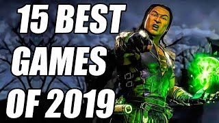 15 Best Games Of 2019 So Far