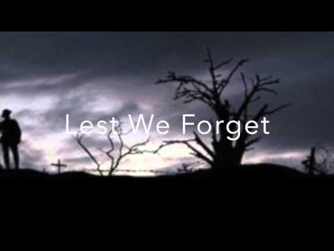Lest We Forget - by Michael Reynolds