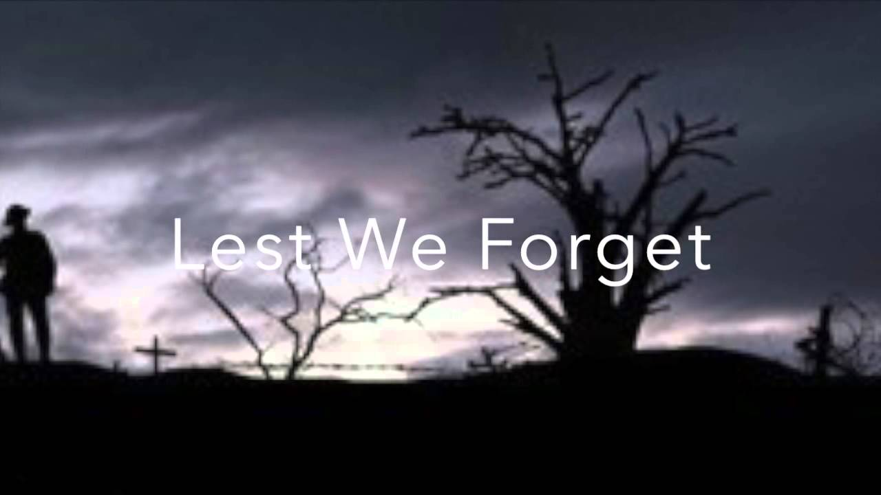 lest we forget - photo #18