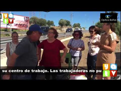 Las trabajadoras del Dulcinea Nutrición celebraron la votación para la elección de su delegada sindi