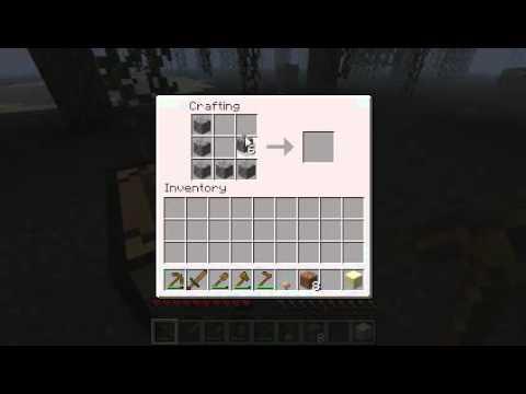Minecraft tutorial como hacer un baul y una estufa youtube - Como disenar una cocina gratis ...