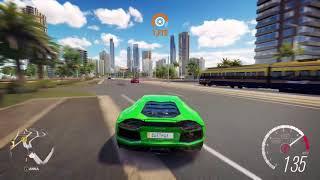 Forza Horizon 3, Career 283, Surfers Park Danger Sign, 516.13 Feet