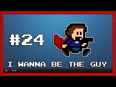 Let's Play I Wanna Be The Guy ~ 24 'Op naar de eindbaas!!!'