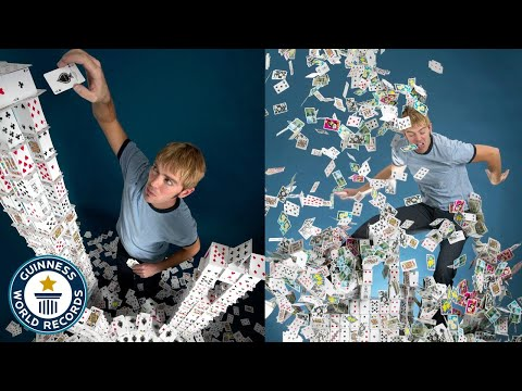 how-i-became-the-world's-best-card-stacker---guinness-world-records