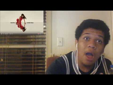 THE SILK IS REAL!!!!| BANKS- UNDERDOG REACTION!