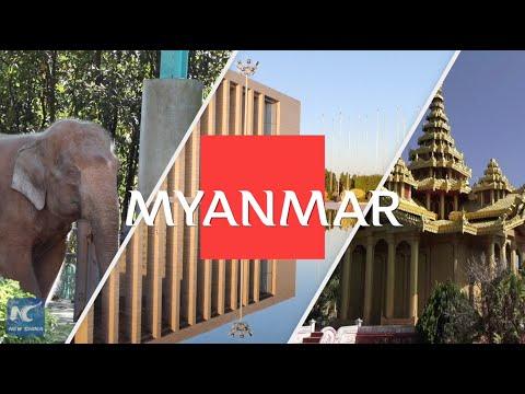 On President Xi's visit to Myanmar