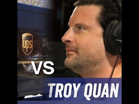 Funny UPS Overnight Delivery Story (Troyquan vs UPS)