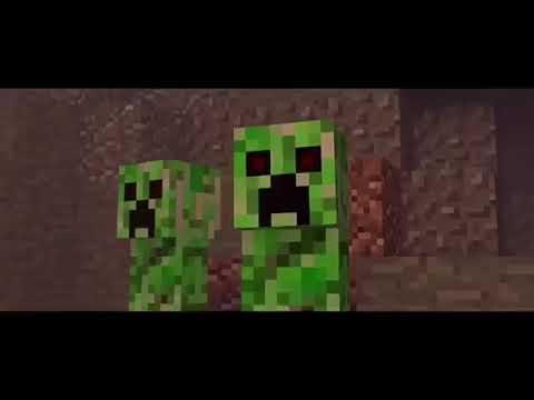 Darkness faded- Minecraft Animation