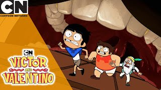 Victor and Valentino | Stuck in Don's pocket | Cartoon Network UK