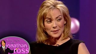 Kim Cattrall on 'The Art of The Female Orgasm' | Friday Night With Jonathan Ross