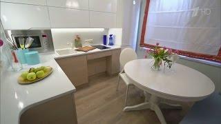Кухня и ванная комната для Тамары Дегтяревой. Идеальный ремонт. Выпуск от 25.03.17