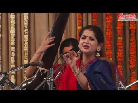 Ms.Kaushiki Chakraborty - Vocal (Saptak Annual Festival 2017)