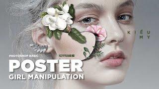 Khóa học Photoshop Basic - Manipulation - Học viên Kiều My