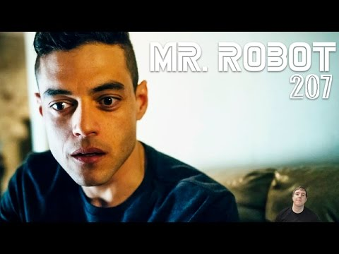 Mr. Robot Season 2 Episode 7 H4ndshake Video Review! WOW! - YouTube