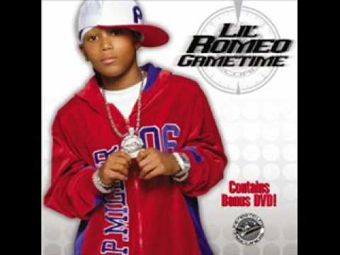 Lil Romeo - Girlfriend And Boyfriend (2002 Game Time)