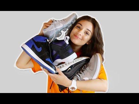 HAUL 100% SNEAKERS : Vapormax, AJ1 Royal Blue, Nike Lab.