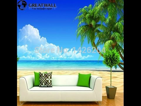 Beautiful Nature Wallpapers For Living Room Decor Clips 4